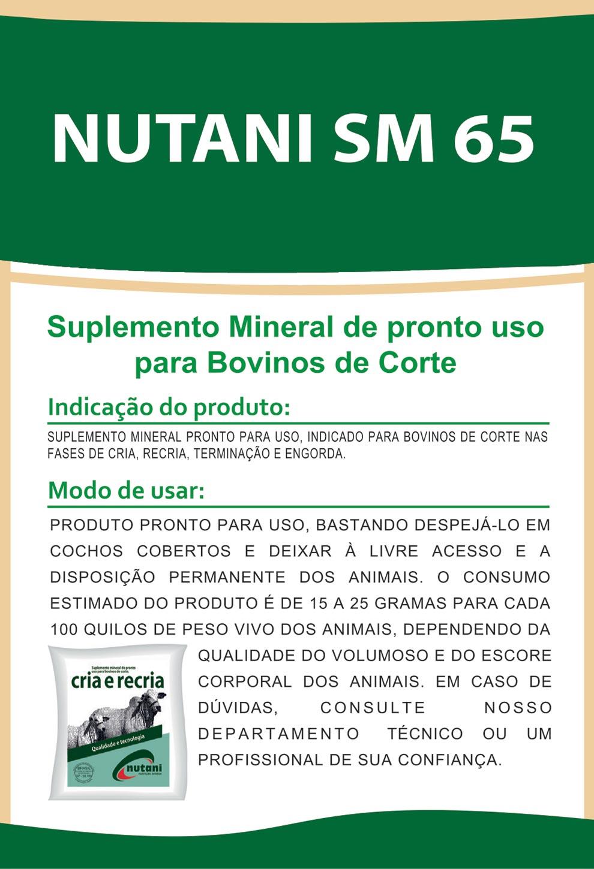 Nutani SM 65 - Nutani
