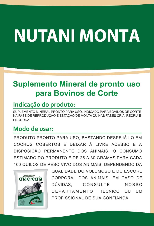 Nutani SM Monta - Nutani
