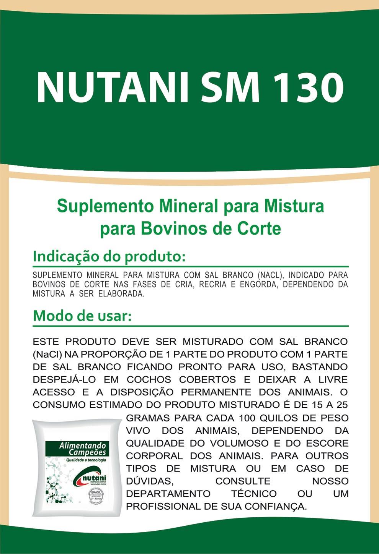 Nutani SM 130 - Nutani